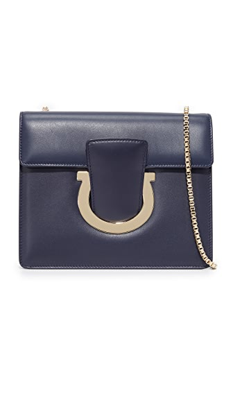 Salvatore Ferragamo Thalia Bag - Mirto