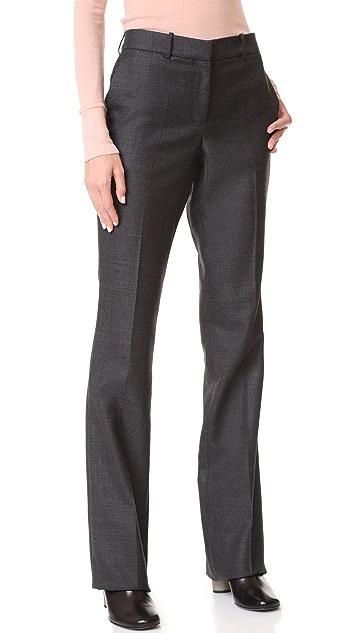 Salvatore Ferragamo Boot Cut Trousers