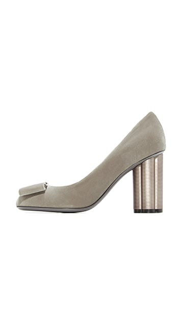 Salvatore Ferragamo Capua 85mm Pumps