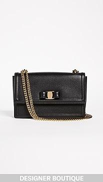 44876f978d Salvatore Ferragamo. Ginny Shoulder Bag