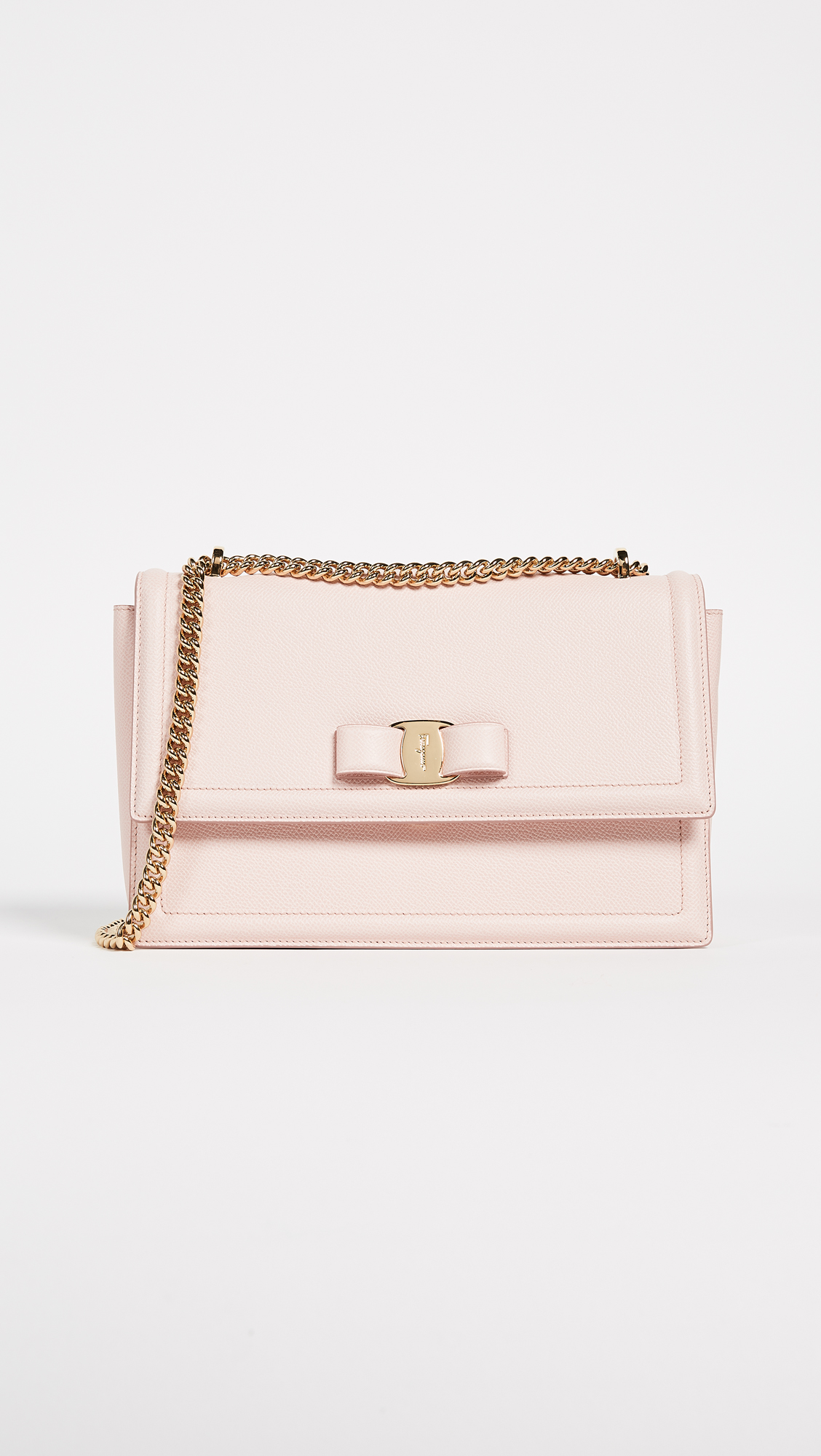 ff6404c21b5b Salvatore Ferragamo Ginny Shoulder Bag