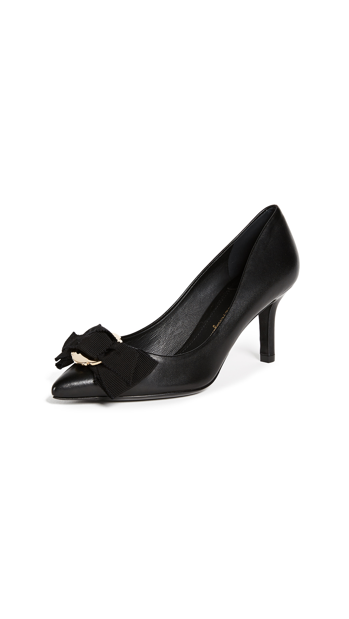 Salvatore Ferragamo Talla Pumps - Nero