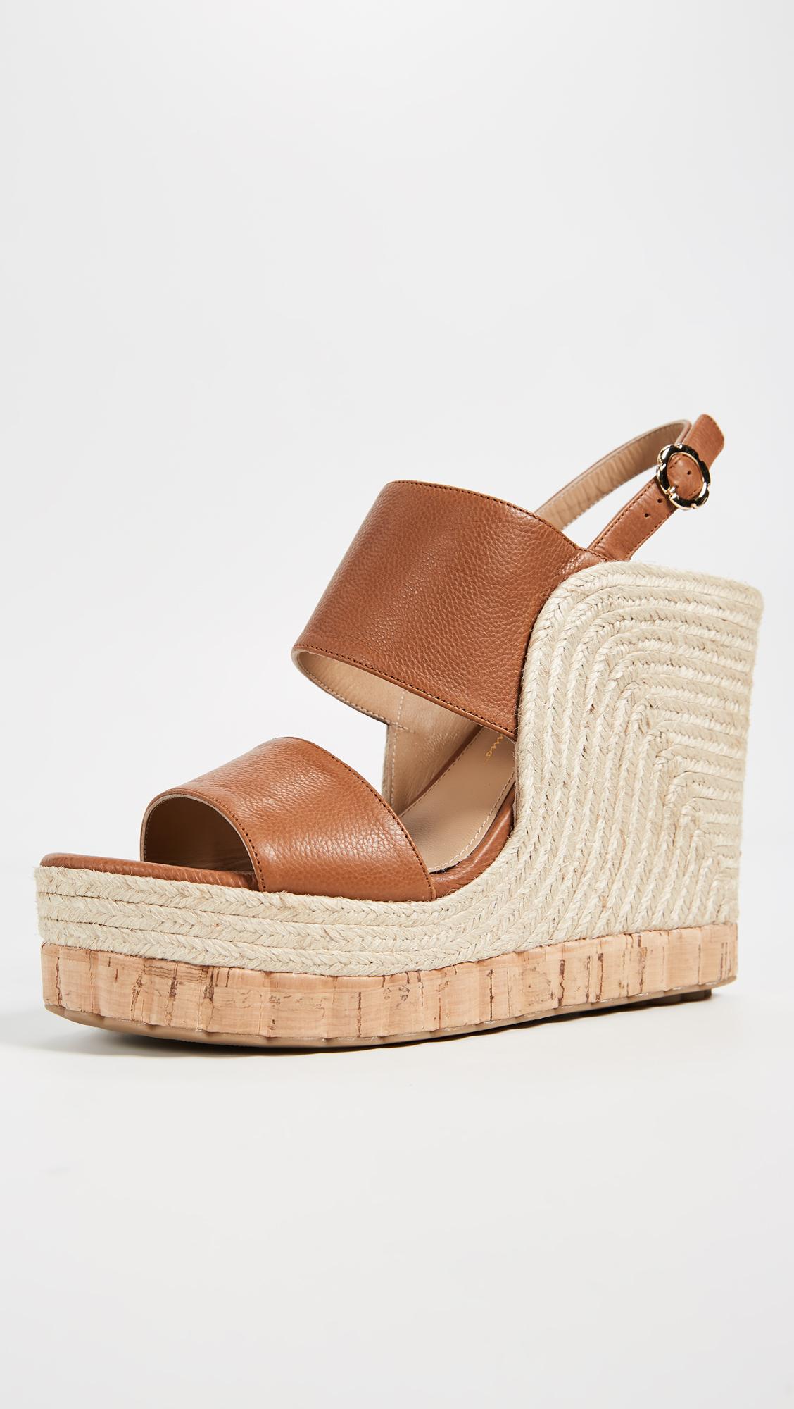 0f5971100fe Salvatore Ferragamo Maratea Wedge Sandals