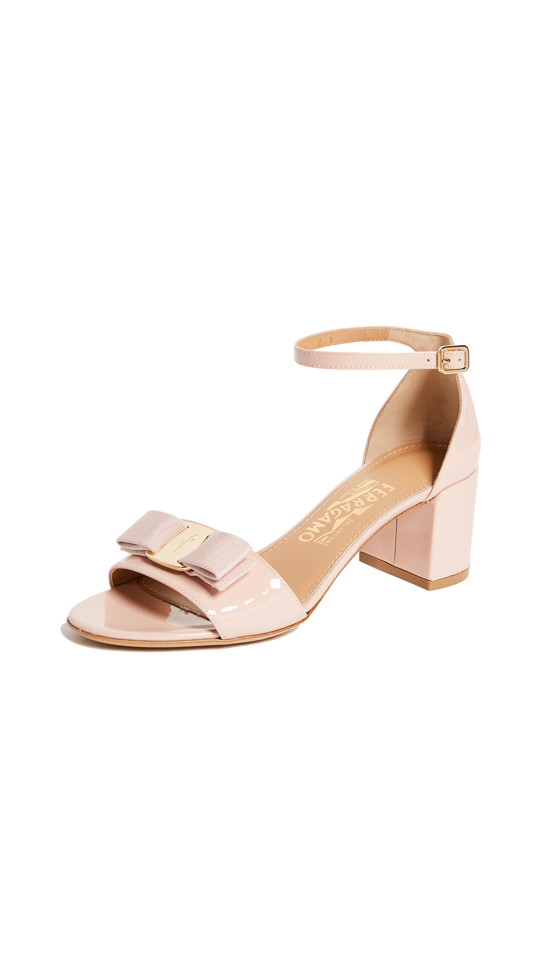 Salvatore Ferragamo Gavina City Sandals - Bon Bon