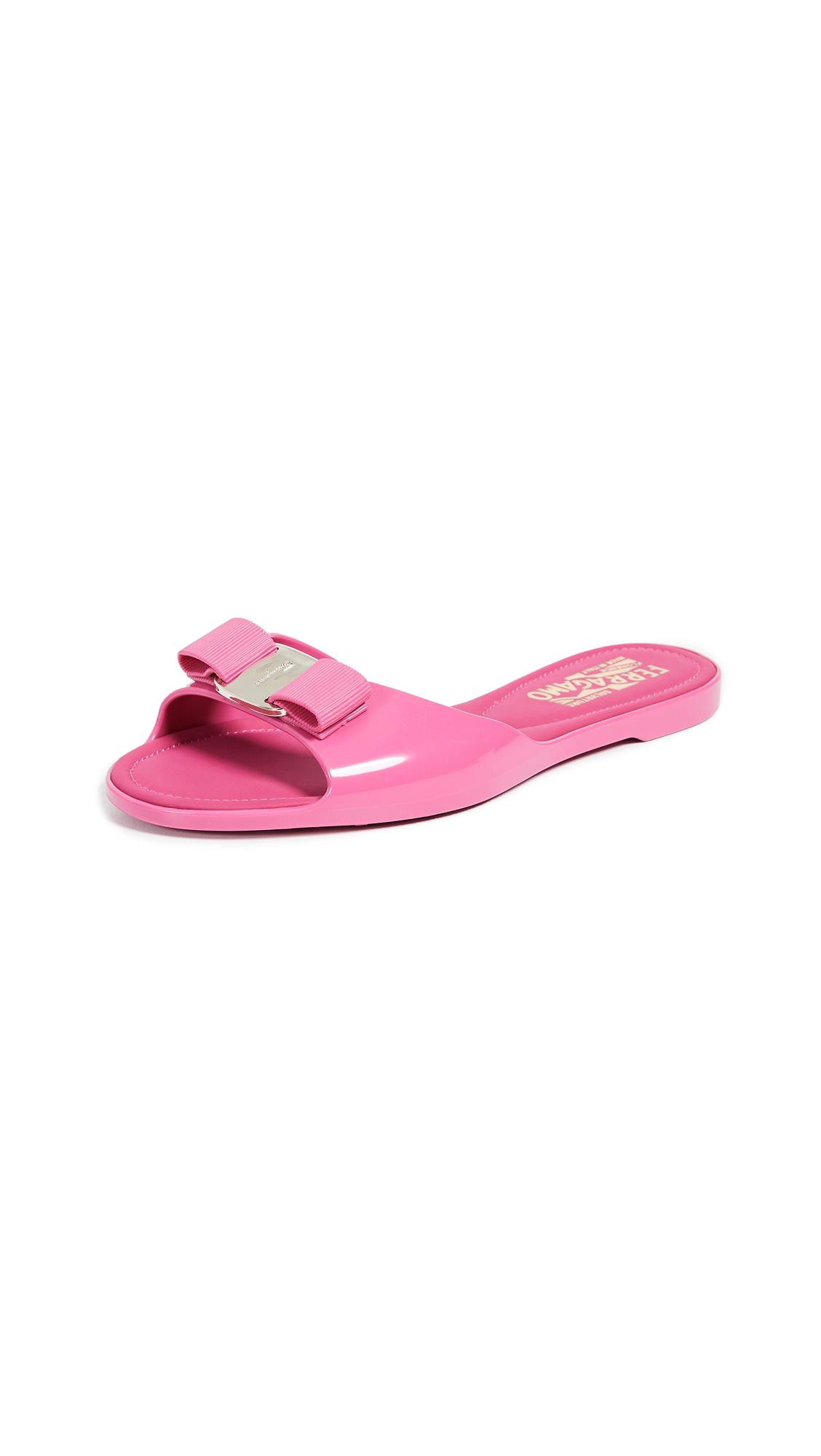 Salvatore Ferragamo Cirella Slide Sandals
