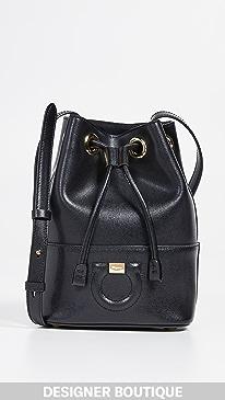 Salvatore Ferragamo. City Bucket Bag 2e48d1840b962