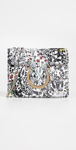 4e60125e27 Salvatore Ferragamo Thalia Small Shoulder Bag