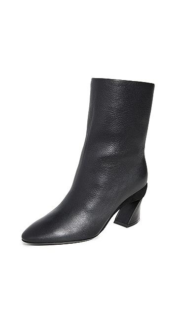 Salvatore Ferragamo Amatea 70mm Short Boots