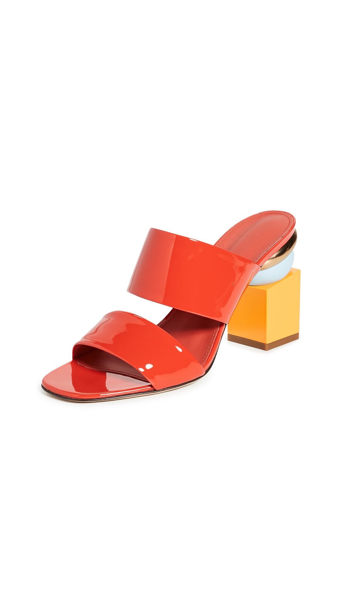 Buy Salvatore Ferragamo online - photo of Salvatore Ferragamo Lotten Sandals