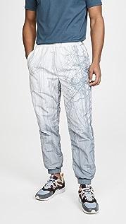 Fila Fjeld Tristan Snow Forest Print Track Pants