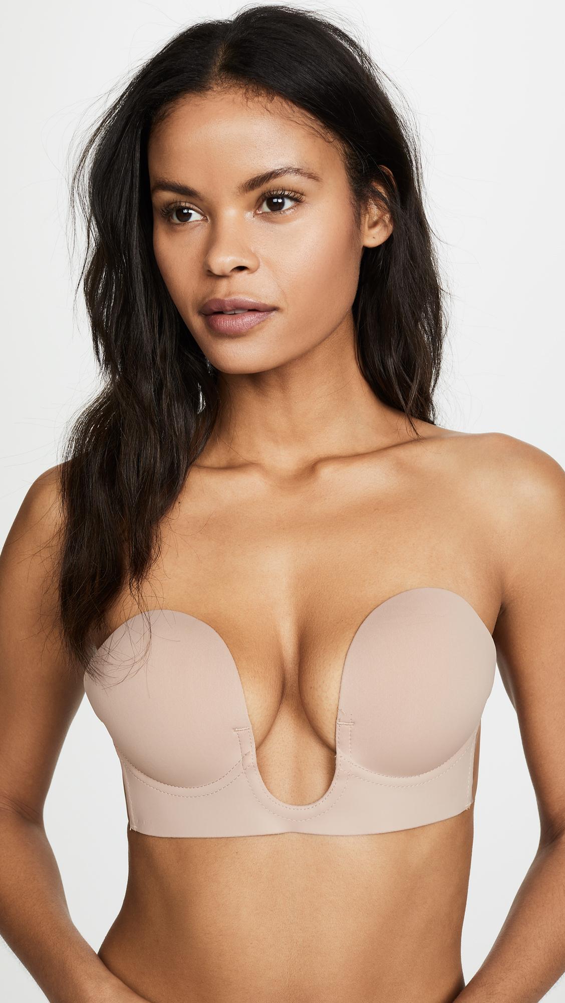 edef43b75293 Fashion Forms U Plunge Backless Strapless Bra