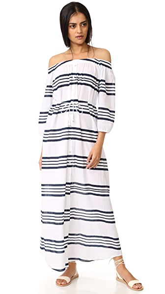 FAITHFULL THE BRAND Sun Maxi Dress