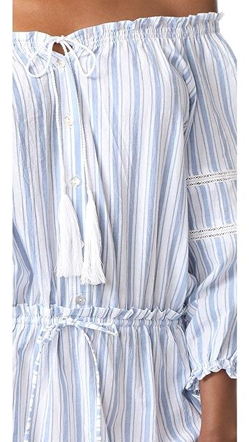 FAITHFULL THE BRAND Alacati Dress