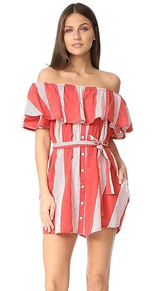 FAITHFULL THE BRAND Amalfi Dress