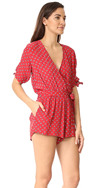 FAITHFULL THE BRAND Cusco Romper