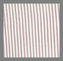Cascais Stripe Print - Grey