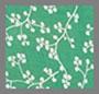 Violet Print/Green