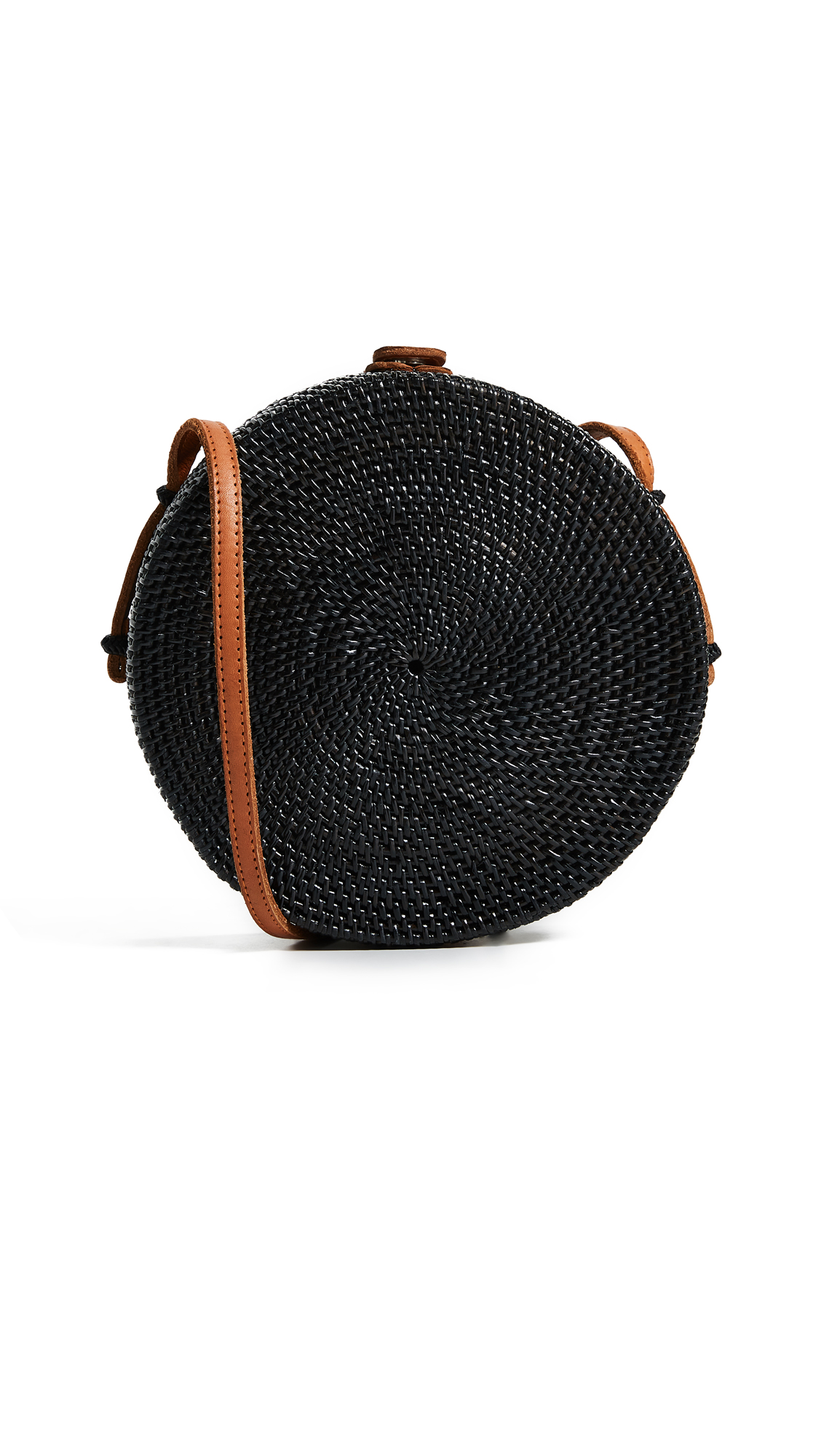 FAITHFULL THE BRAND Jana Round Cross Body Bag
