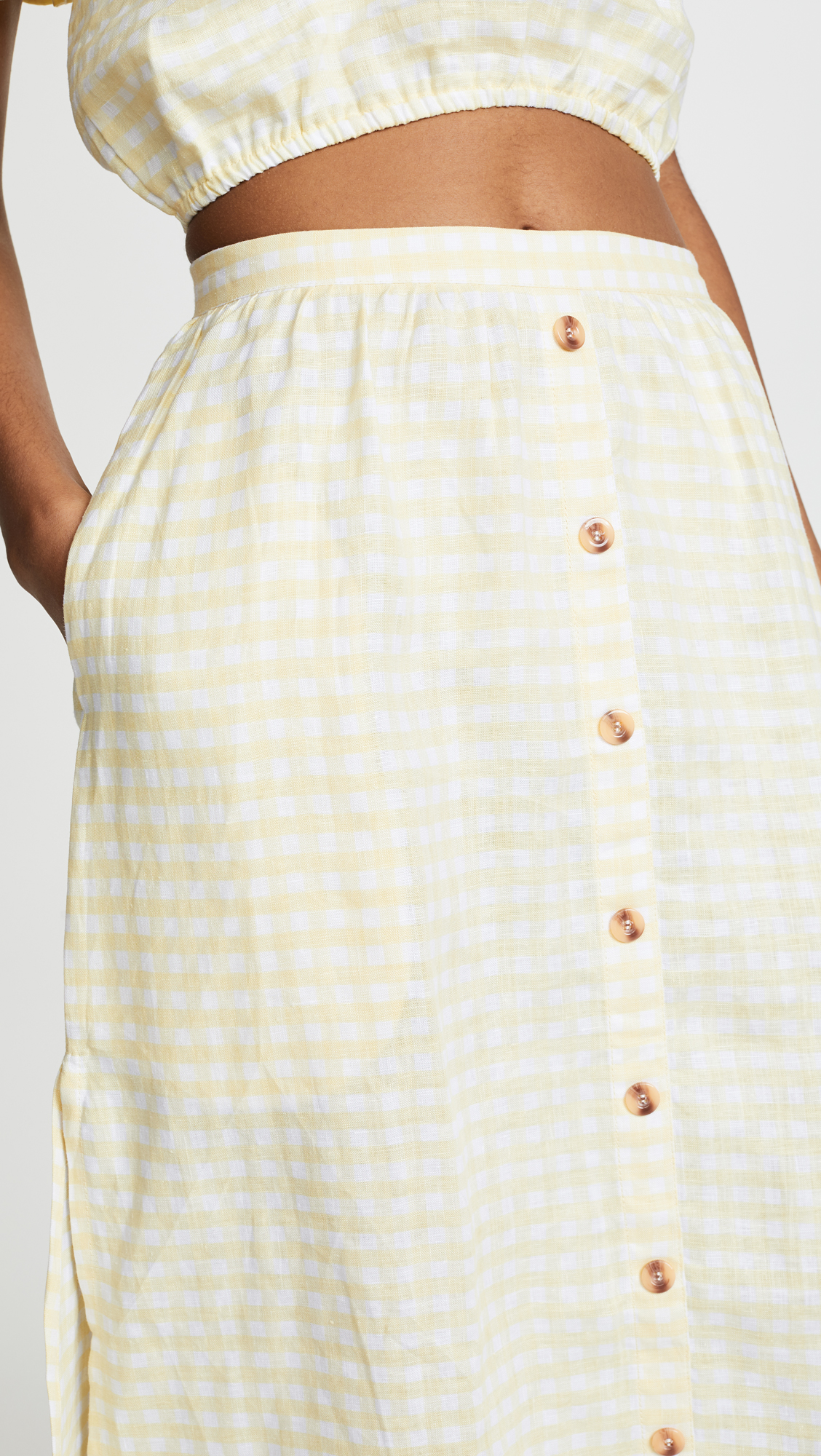 d9932bb2f6 FAITHFULL THE BRAND Seine Skirt | SHOPBOP