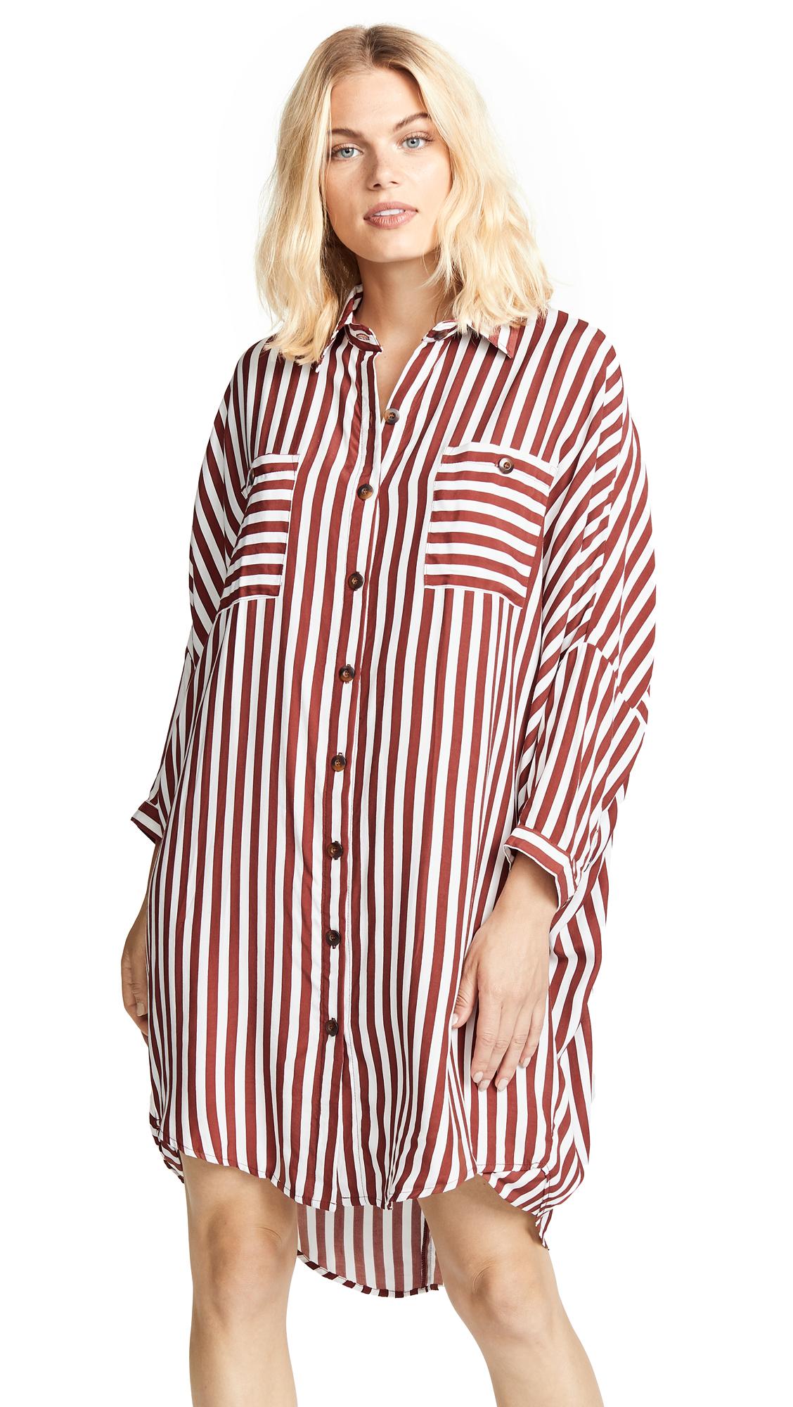 SPENCER SHIRT DRESS