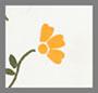 цветочный принт Marje