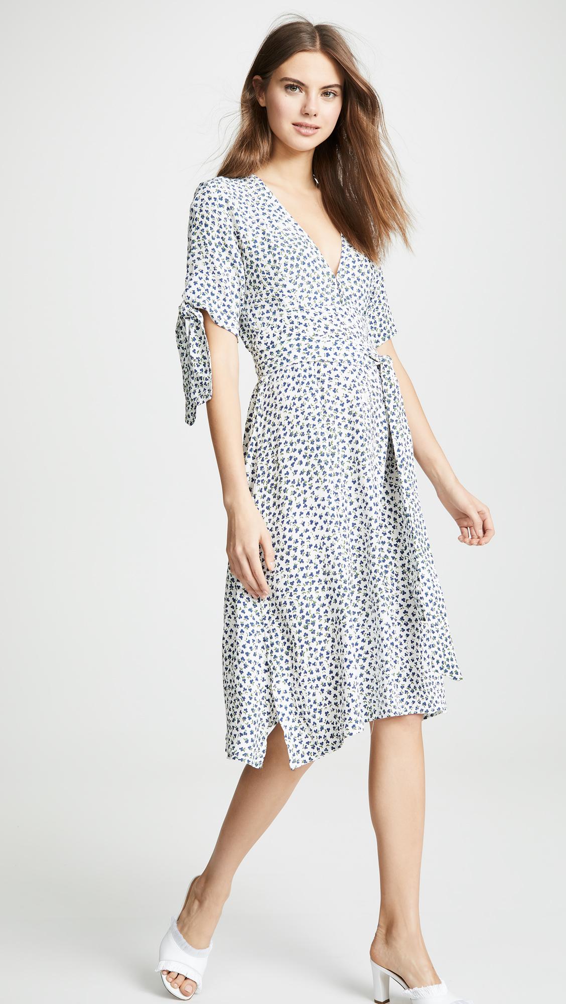 really cheap huge discount quality design FAITHFULL THE BRAND Nina Midi Dress | SHOPBOP