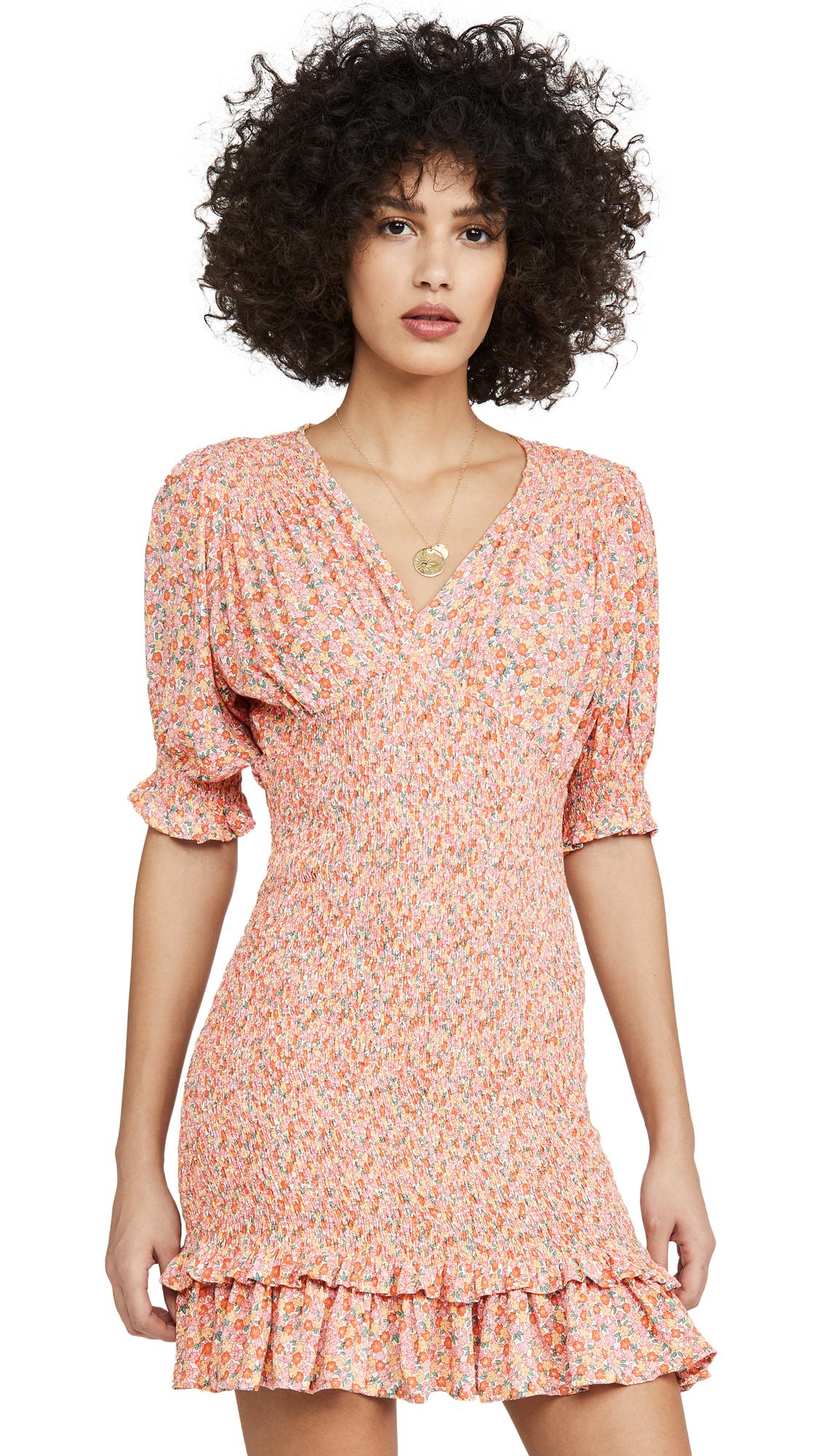 Buy FAITHFULL THE BRAND Margherita Mini Dress online beautiful FAITHFULL THE BRAND Clothing, Dresses