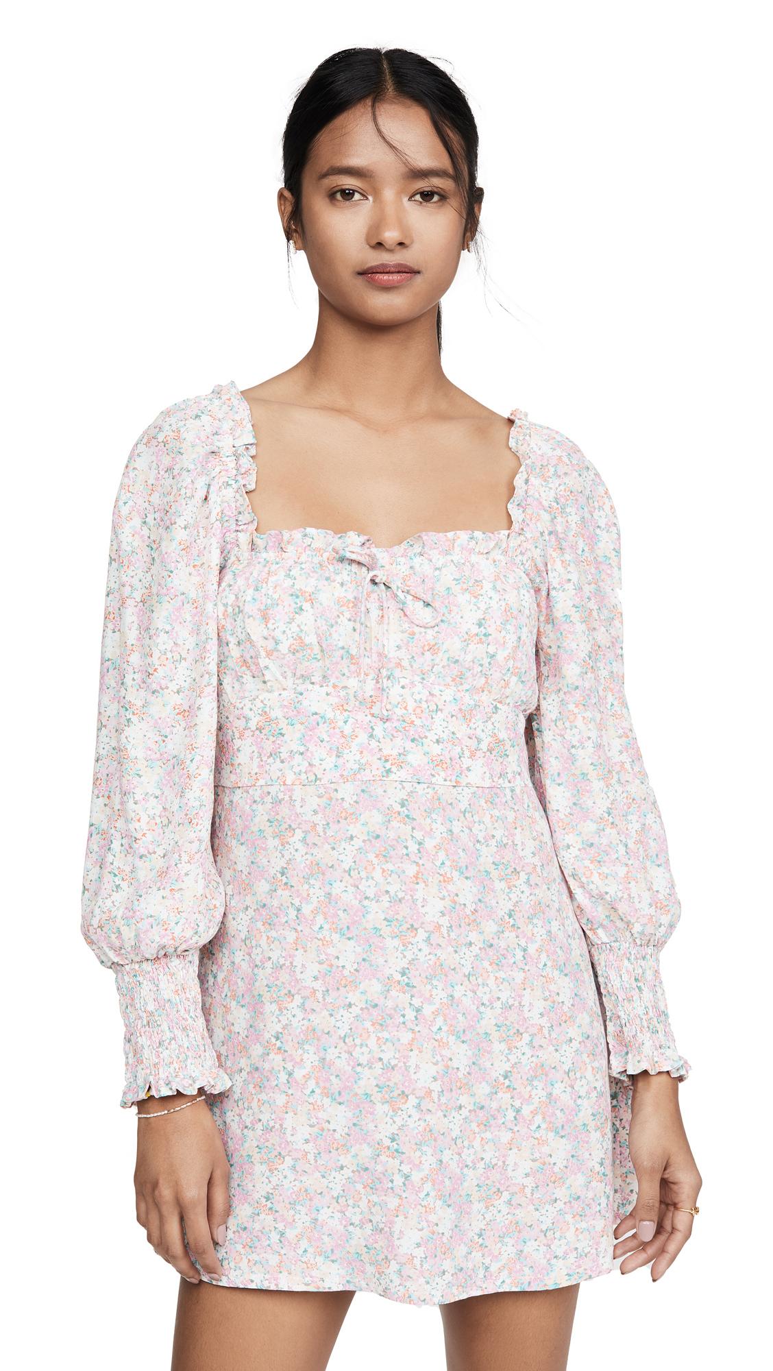 Buy FAITHFULL THE BRAND Ira Mini Dress online beautiful FAITHFULL THE BRAND Clothing, Dresses