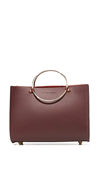 Future Glory Co. Rockwell Mini Bag In Merlot