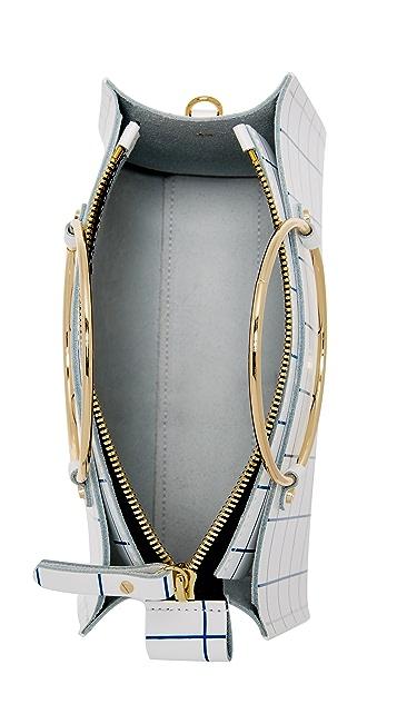 Future Glory Co. Margaux Mini Grid Bag