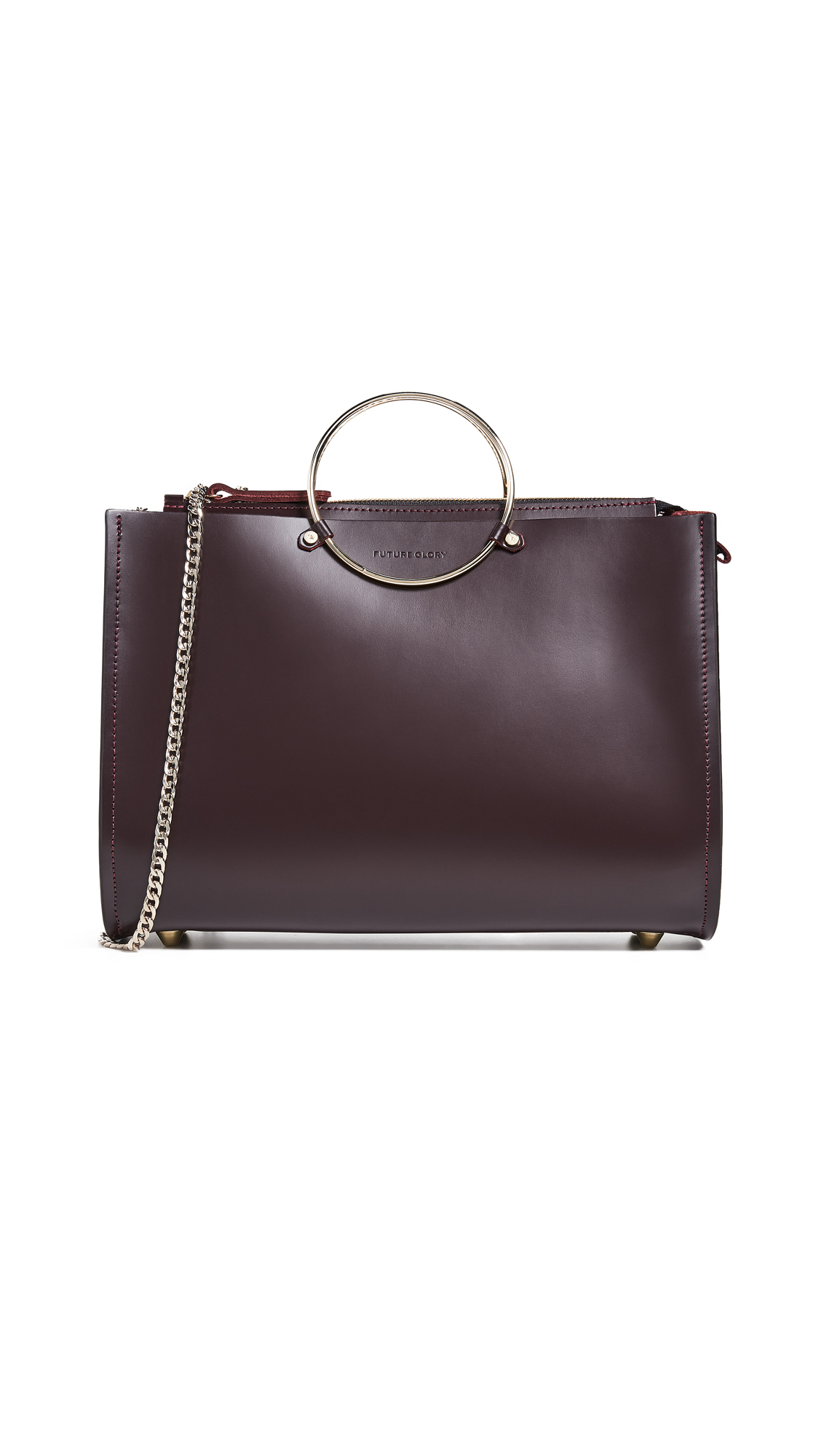 Future Glory Leathers ROCKWELL MAXI BAG
