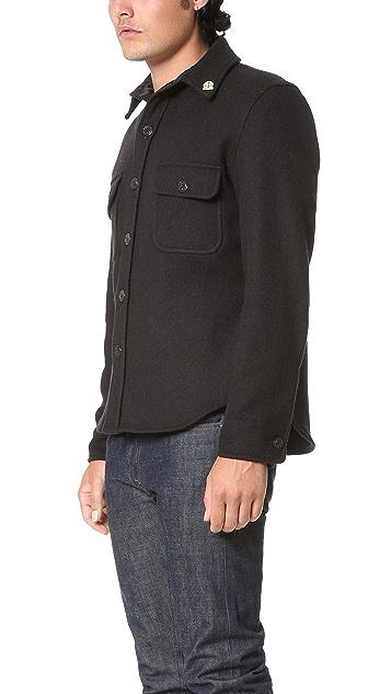 Gerald & Stewart by Fidelity Wool CPO Jacket