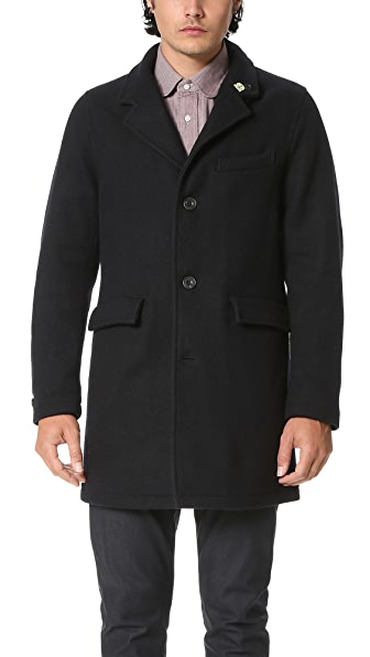 Gerald & Stewart by Fidelity Wool Tailored Coat