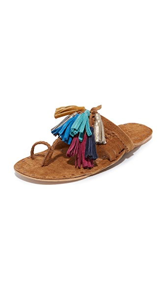 Figue Scaramouche Sandals - Multi