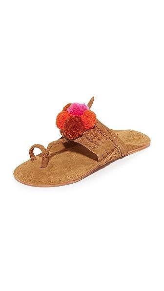 Figue Lolita Sandals - Desert Tan