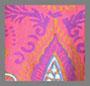 Ibiza Pink Paisley