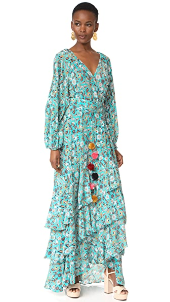 Figue Frederica Dress - Julep Floral