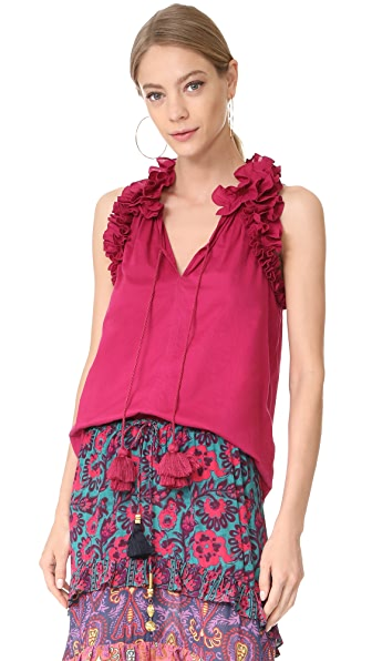 Figue Fabiana Top - Orchid Pink