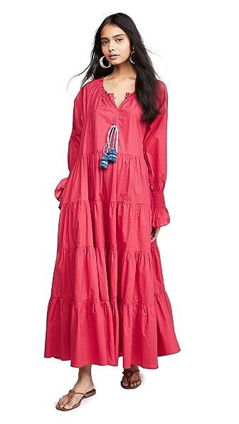 3c32175553 Figue Bella Dress In Hacienda Red