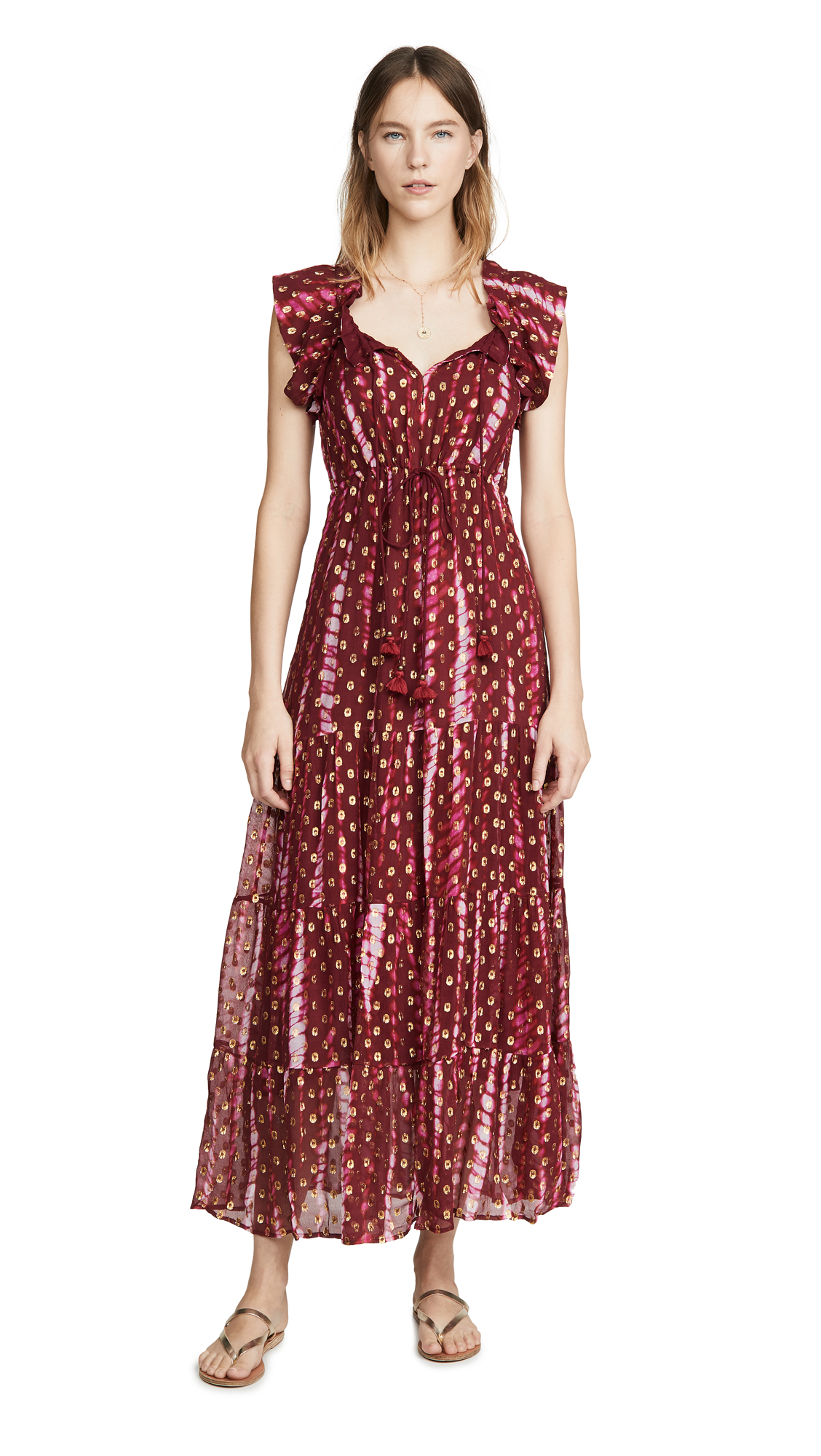 Buy Figue online - photo of Figue Gianna Dress