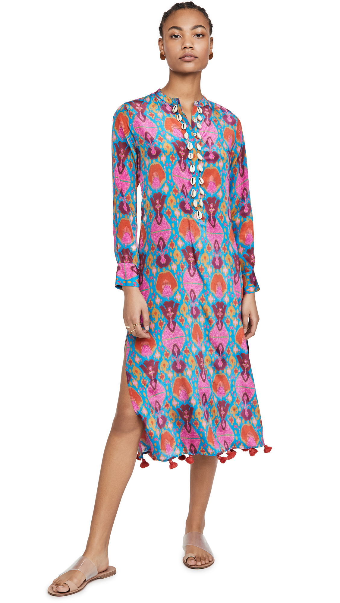 Buy Figue Paolina Caftan online beautiful Figue Clothing, Dresses