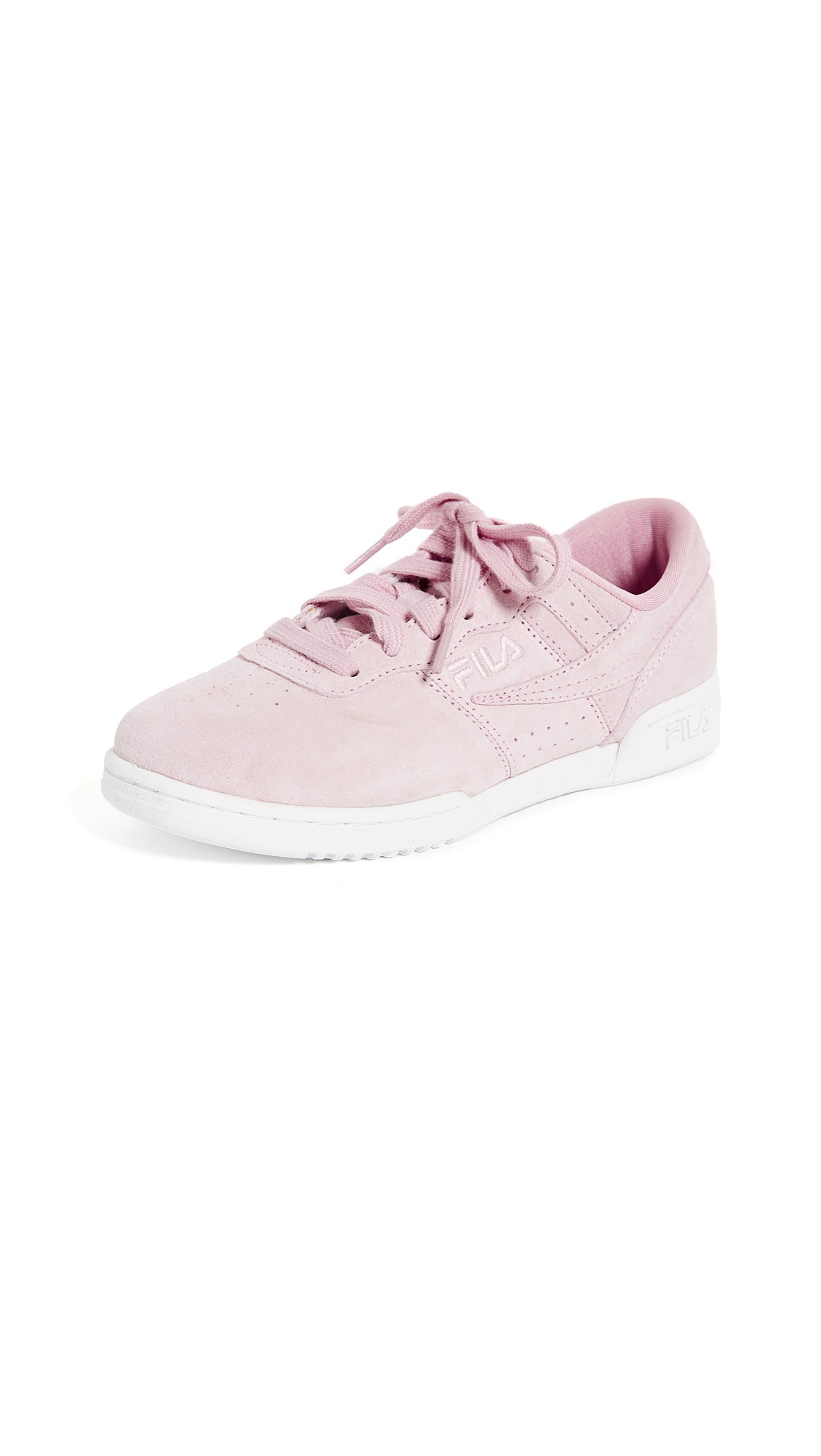 Fila Original Fitness Sneakers - Blushing Bride/White