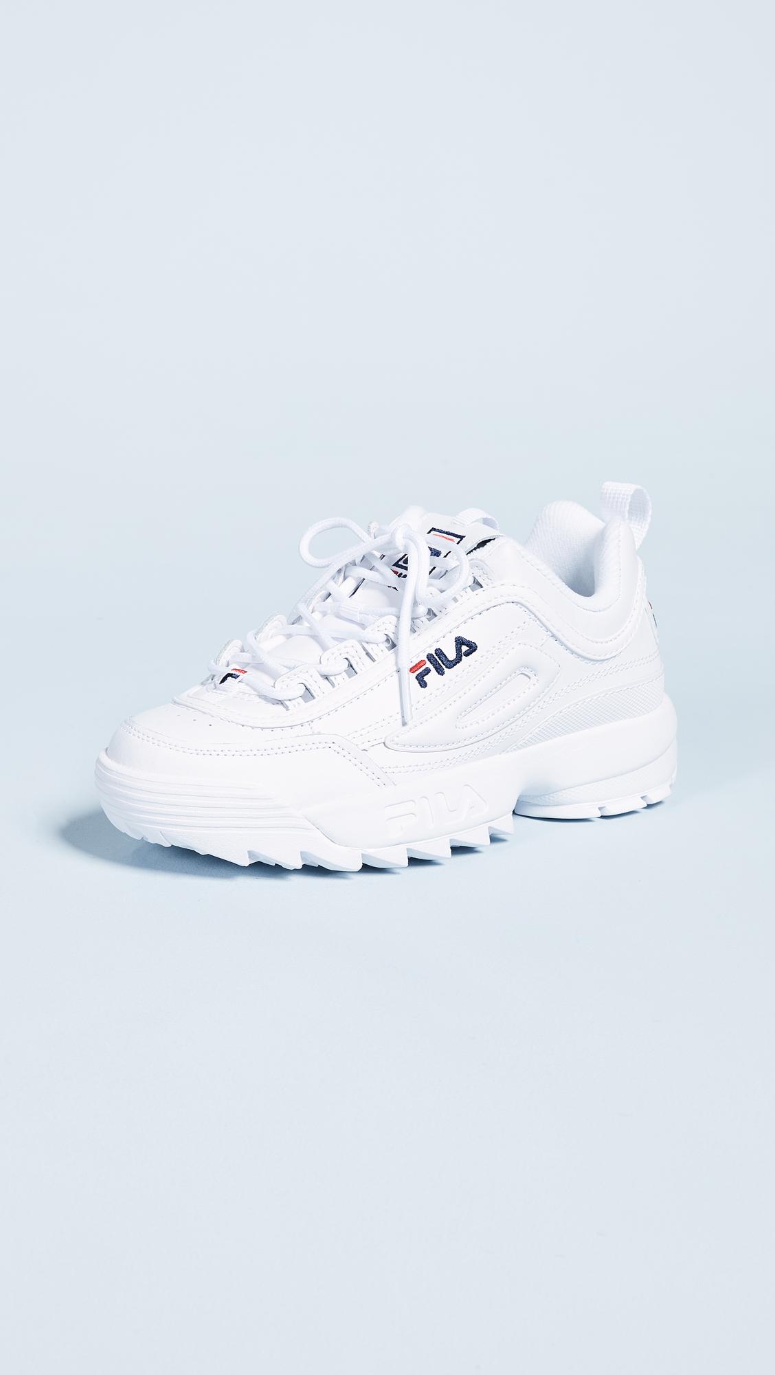 Fila Disruptor II Premium Sneakers | SHOPBOP