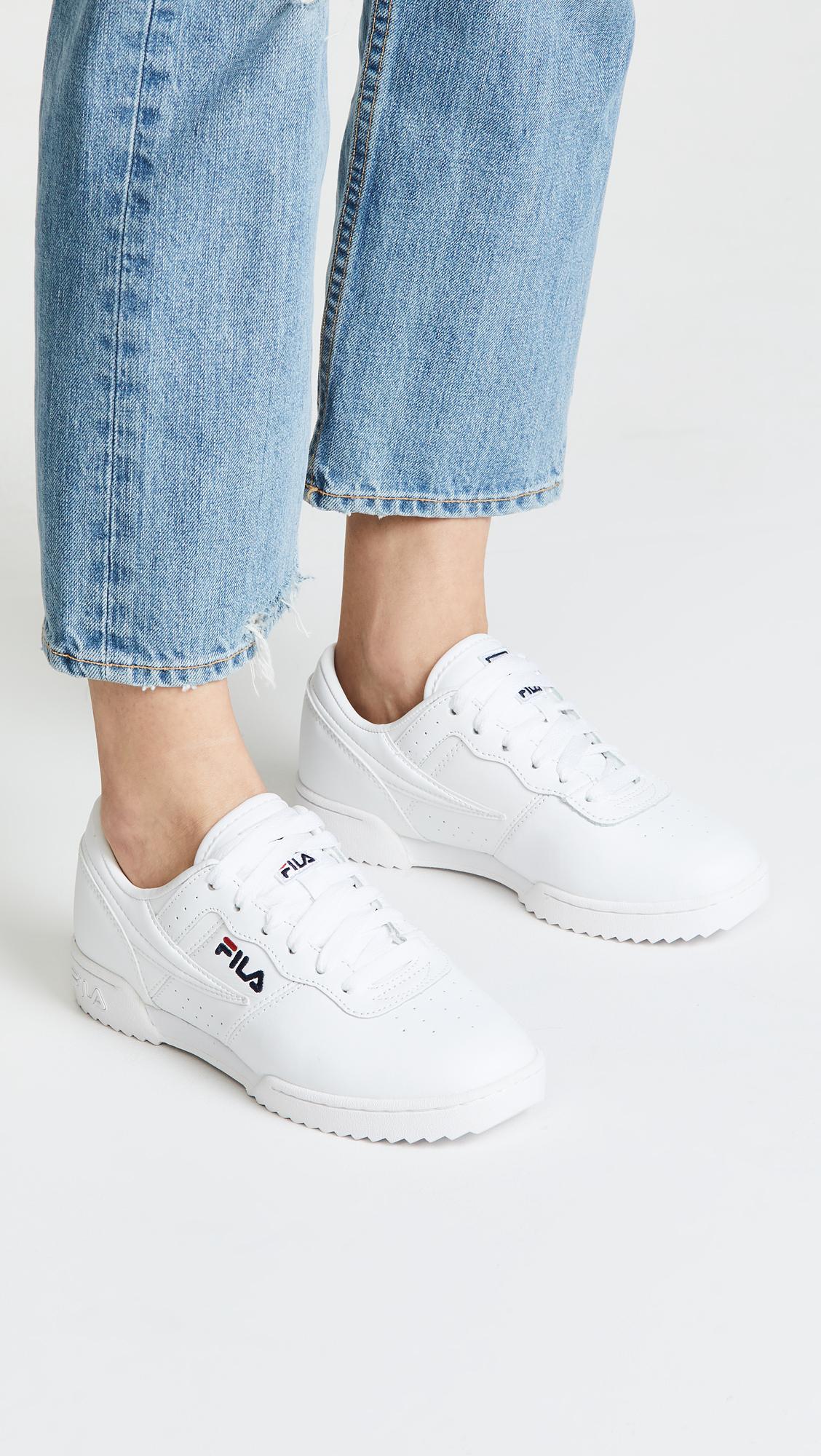 6a3decfba612 Fila Original Ripple Sneakers