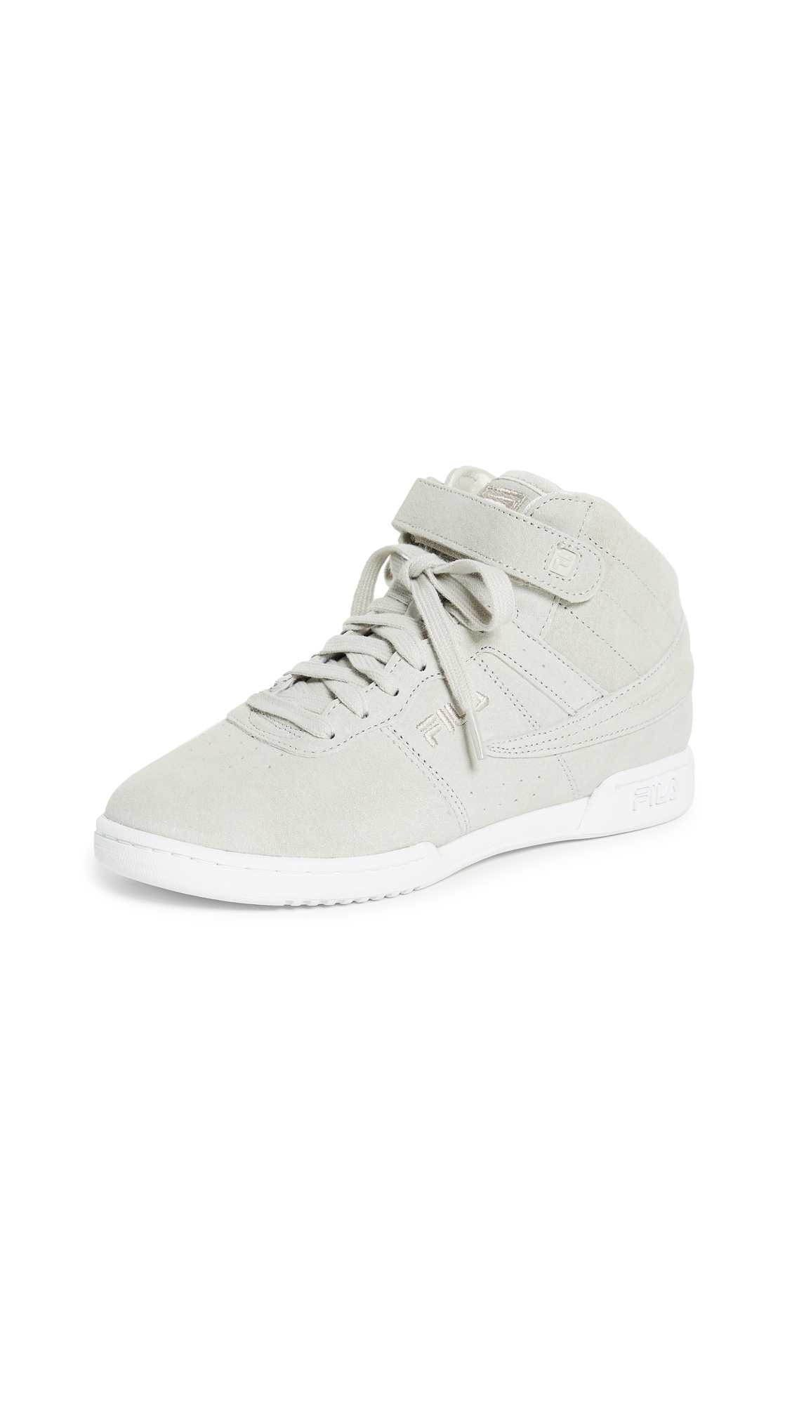 Fila F-13 Sneakers - Cream/White