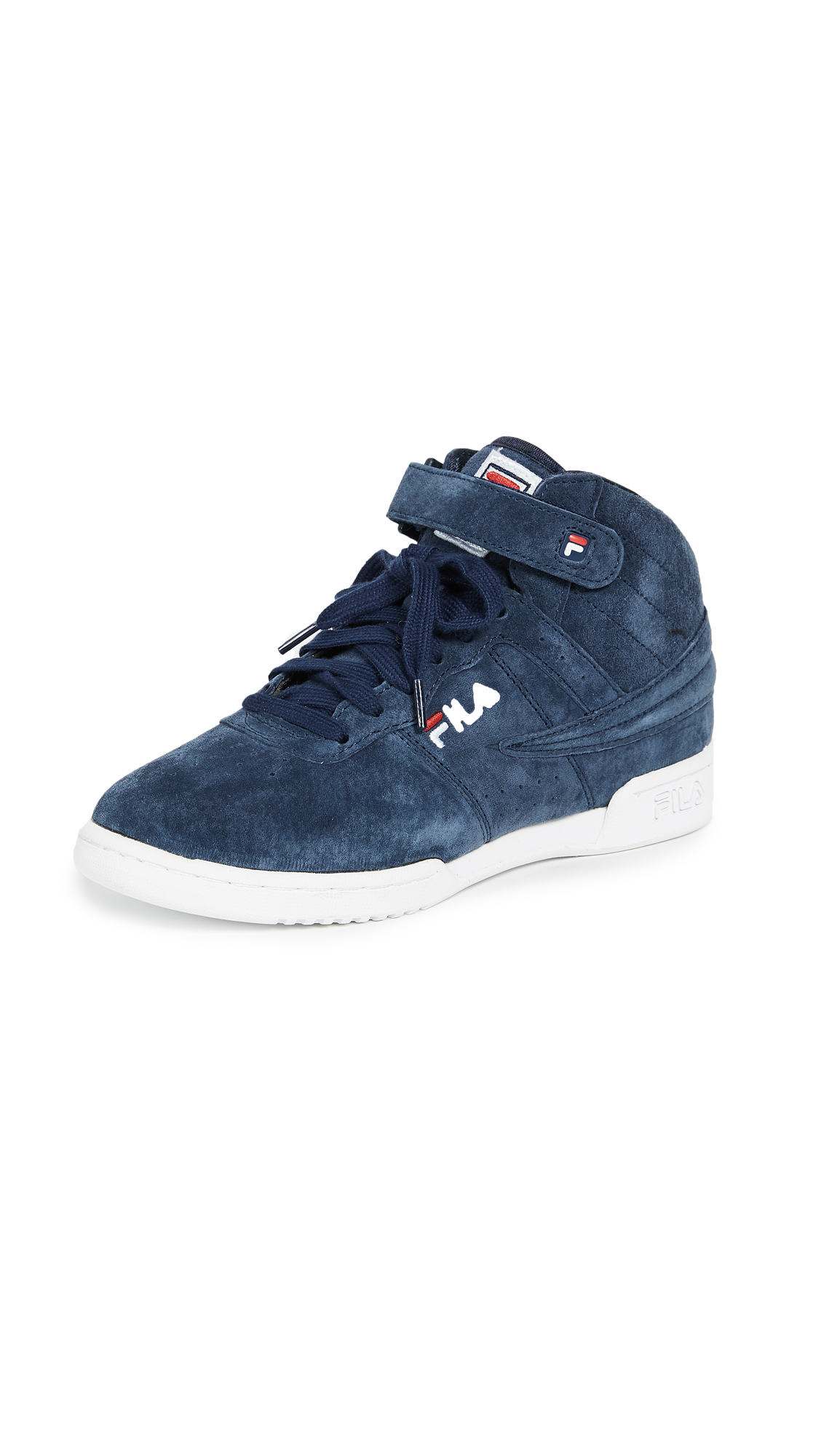 Fila F-13 Sneakers - Fila Navy/White/Fila Red