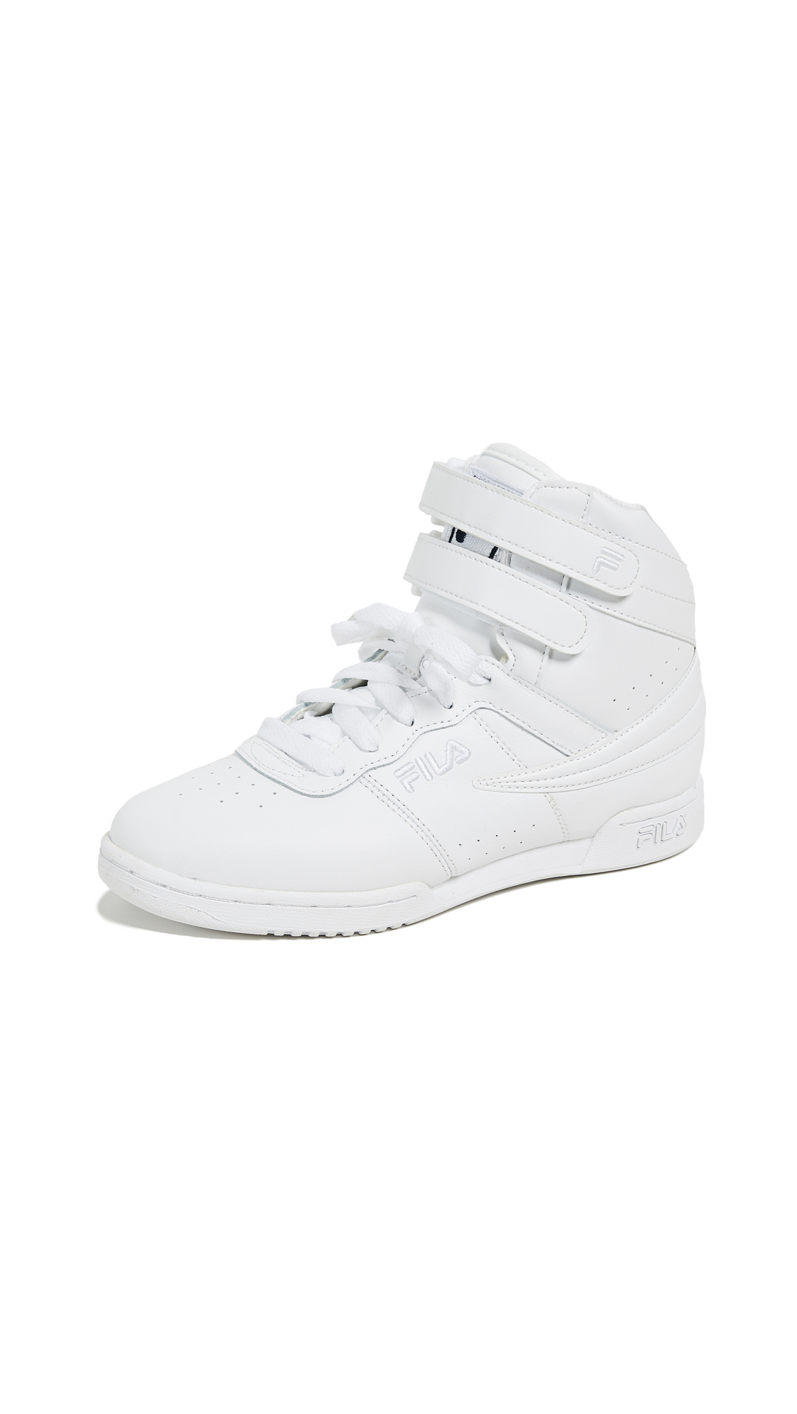 Fila F-13 Double Strap Sneakers