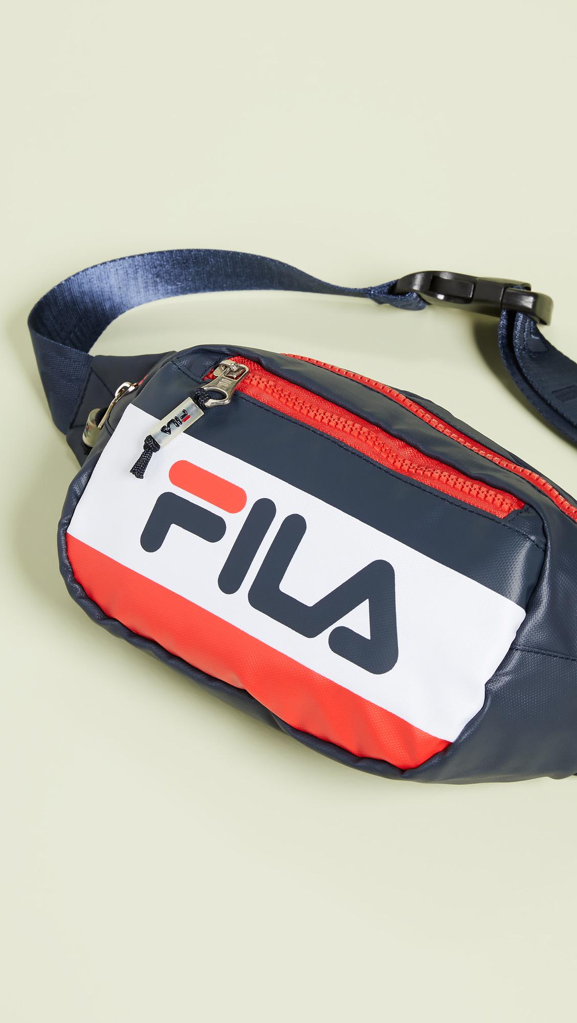 Fila Hunts Belt Bag Shopbop Save Up To 25 Use Code More18 Ready Stock Waist Zipper On
