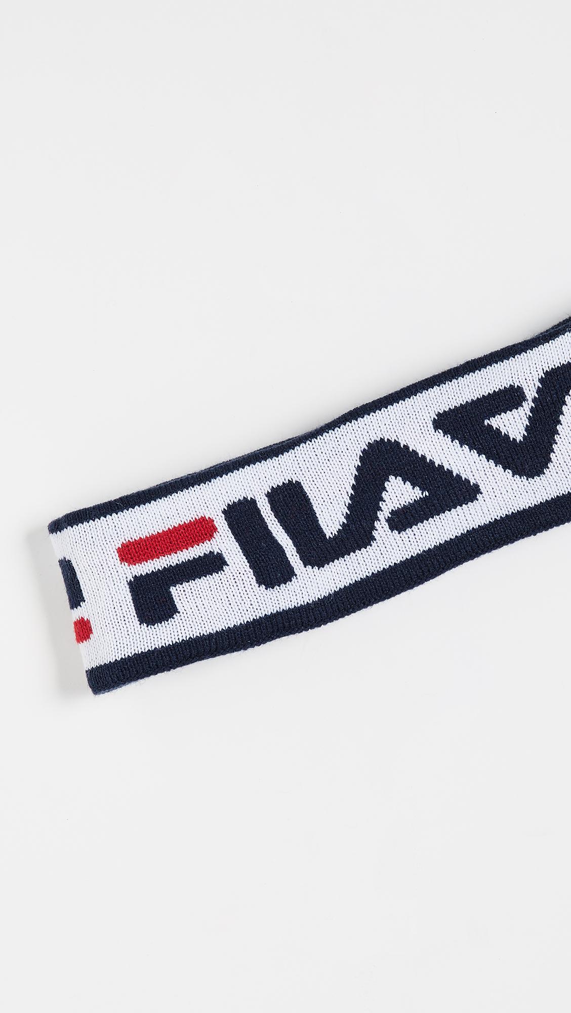 Fila Retro Ski Headband  b3c35914fd2