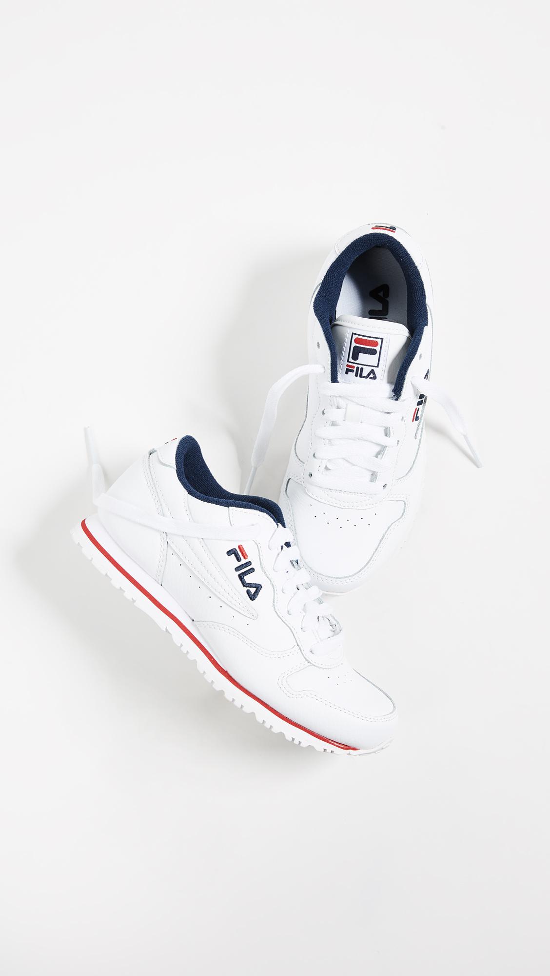 f0a7b7e96513 Fila Euro Jogger II Sneakers